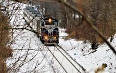<em>Hír szerkesztése</em> Elhajlott a vasúti sín a hidegtől