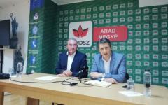<em>Hír szerkesztése</em> Winkler Gyula EP-választási kampányfinise Arad megyében [AUDIÓ]