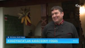 Embedded thumbnail for Szegedi halászlé kisiratosi módra