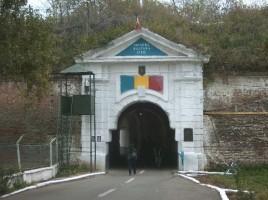 Az aradi vár kapuja