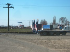 kamionos forgalom