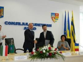 Arad-Baranya partnerseg