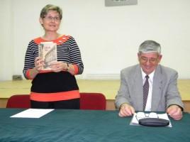 Ruja Ildikó tanár és Berecz Gábor mutatta be a könyvet