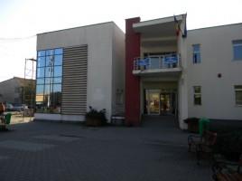 A szentannai polgármesteri hivatal épülete